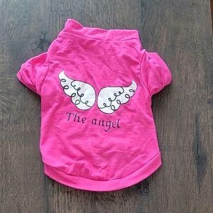 The Angel Pink T Shirt Sz M NWOT